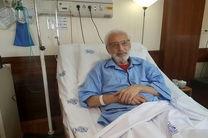 آخرین وضعیت جسمانی جمشید مشایخی پس از عمل جراحی