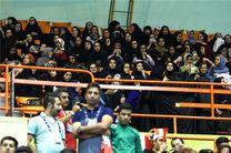 راه یابی دوباره بانوان به سالن های ورزشی/ سلام آزادی به زنان تماشاگر