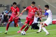نتیجه بازی شارجه امارات و تراکتور/ پیروزی مهم تراکتور برابر الشارجه