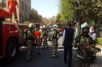 جزئیات آتش سوزی یک هتل قدیمی در خیابان صور اسرافیل