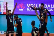 انگیزه بالای تیم ملی والیبال ایران برای قهرمانی در لیگ ملت ها