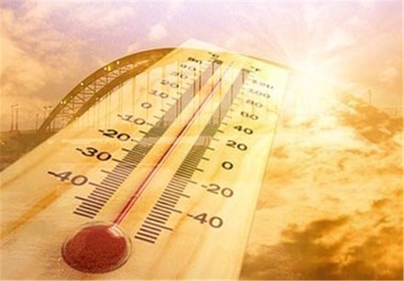 دمای سه استان به۵۰درجه رسید