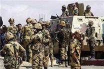 3 کشته و 7 زخمی از ارتش مصر در صحرای سینا