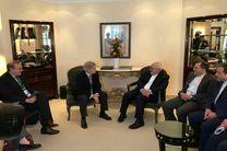 دیدار ظریف با همتای اسپانیاییاش در مونیخ