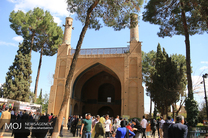بیش از یک میلیون گردشگر در شهر اصفهان اسکان یافتند