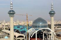 آماه سازی مصلی بزرگ اصفهان برای برپایی نماز عید سعید فطر