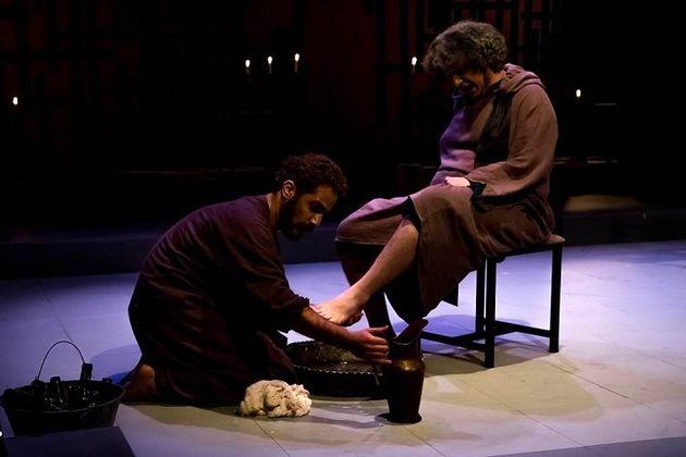 نمایش دیر راهبان جمعه در ۲ نوبت اجرا میشود
