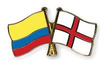 ساعت بازی کلمبیا و انگلیس در مرحله یک هشتم نهایی جام جهانی