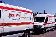 جزئیات امدادرسانی اورژانس در حادثه آتش سوزی بازار تهران