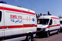 فعالیت7 پایگاه اورژانس در شهرستان شهرضا