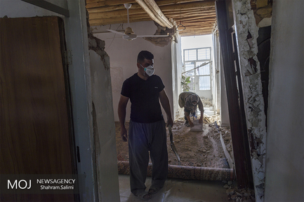 شرایط روستاهای اطراف سرپل ذهاب هشت روز پس از زلزله
