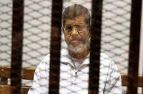 مصر  به شبکه اسرائیلی اجازه تهیه گزارش از نزدیکی آرامگاه مرسی را داد