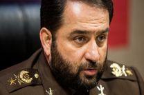 دشمن جرأت نزدیکی به مرزهای ایران را ندارد