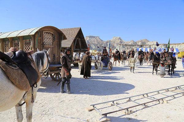 آخرین وضعیت ساخت سریال سلمان فارسی در ایام کرونا