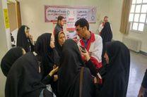 برنامه آموزشی برای واکنش سریع به حوادث در هلال احمر
