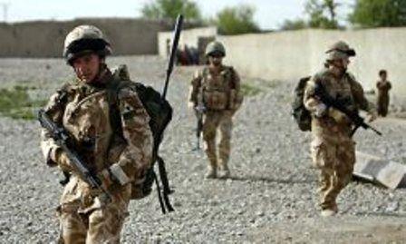 استقرار دوباره نظامیان آمریکایی و ایتالیایی در «فراه» افغانستان