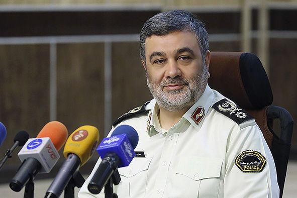 گروه تکفیری در کرمانشاه دستگیر شد / آمادگی ناجا در تردد زائران اربعین از سه مرز غربی