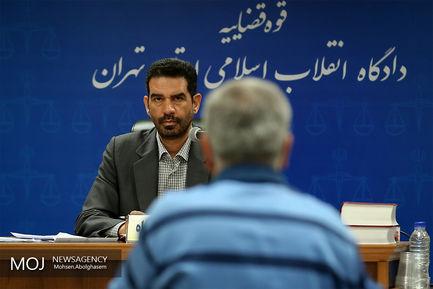 چهارمین جلسه دادگاه رسیدگی به مفسدان اقتصادی در پتروشیمی