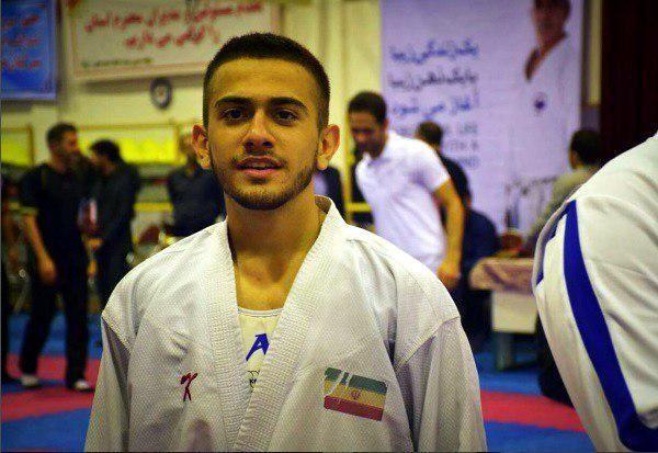 کاراته کار کرمانشاهی عازم رقابت های جهانی اسپانیا شد