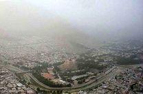 هوای 9 شهر استان لرستان در وضعیت ناسالم است