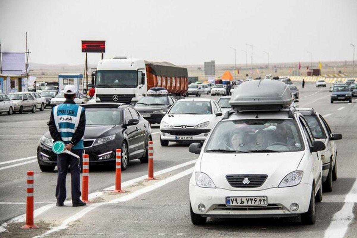 ممنوعیت سفرهای نوروزی از شهرهای قرمز و نارنجی به  اصفهان