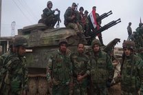 پیشروی ارتش سوریه در حومه حماه؛ تسلط بر منطقه «کوکب»