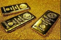 افزایش 4 دلاری قیمت طلا