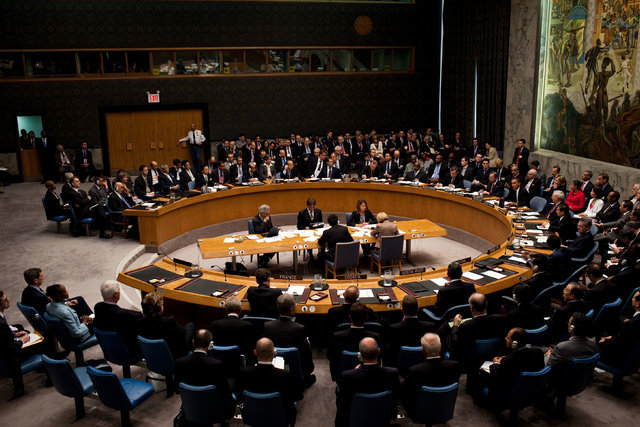 روسیه قطعنامه ضدسوریه سازمان ملل را وتو کرد