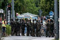 پلیس آلمان پدر عامل حمله تروریستی در مونیخ را بازداشت کرد