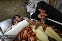 انتقال مصدومان حادثه واژگونی اتوبوس حامل زائران ایرانی به بیمارستان سینا