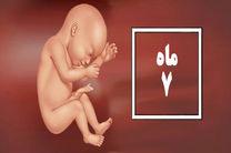 راهنمای کامل ماه هفتم بارداری/مراقبت های ماه هفتم بارداری چیست؟