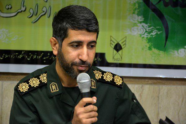 فرمانده جدید سپاه ناحیه مرکزی رشت منصوب شد
