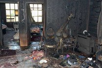 دو منزل مسکونی به دلیل استفاده از وسایل گرمایی غیر استاندارد خاکستر شد