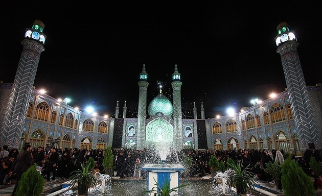 جشنواره مردمی کرامت در امامزاده هلال بن علی(ع) برگزار می شود
