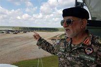 سپاه در مسابقات زرهی و پدافند هوایی نخبه شده است