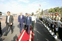 وزیر کشور وارد یاسوج شد