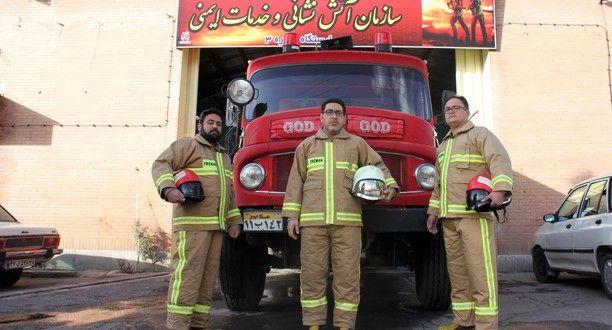 برگزاری همایش دهیاران شهرستان ملایر با سازمان آتش نشانی