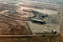 شلیک چند راکت به بخش نظامی فرودگاه بغداد