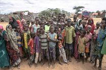 2.6 میلیون نفر در داخل سومالی آواره هستند