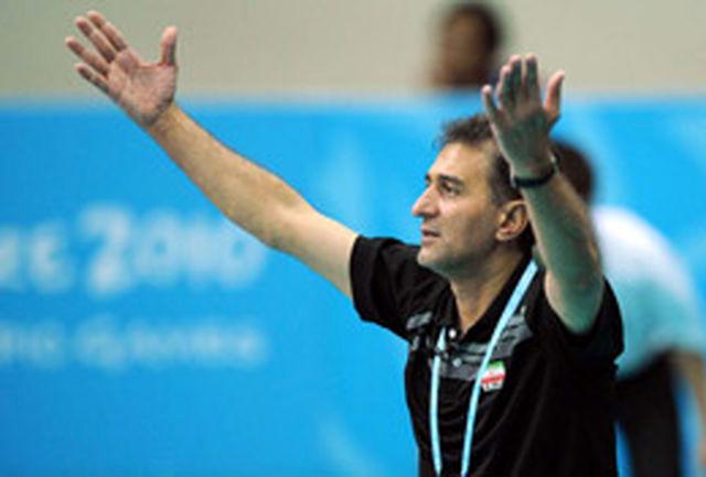 سرمربی جدید تیم والیبال سایپا مشخص شد