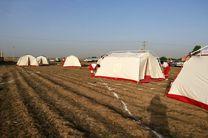 توزیع قریب 3 هزار بسته غذایی میان متاثران از زلزله/ برپایی 2 هزار و 659 دستگاه چادر