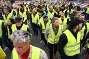 بیست و یکمین شنبه جلیقه زردها در فرانسه