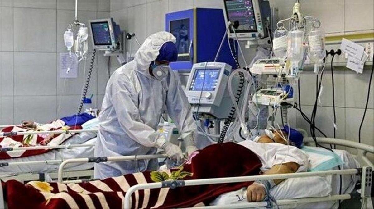 ۵۰ بیمار بدحال مبتلا به کرونا در بخش مراقبتهای ویژه بستری هستند