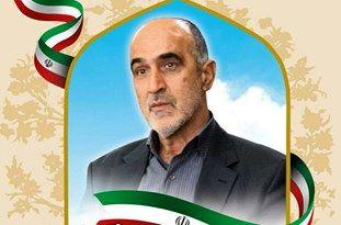 تشییع پیکر سردار ییلاقی در بهشهر برگزار شد