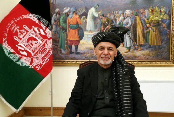 نتیجه آزمایش کرونا رئیس جمهور افغانستان منفی اعلام شد