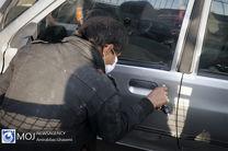 دستگیری یک سارق داخل خودرو در آران و بیدگل / کشف 43 فقره سرقت