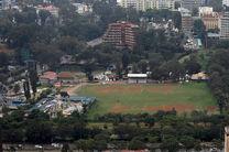 رانش زمین در کنیا جان ۲۴ نفر را گرفت