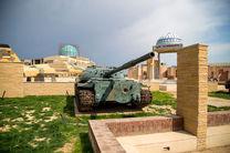 باغ موزه دفاع مقدس دزفول توسط رئیس جمهور افتتاح شد