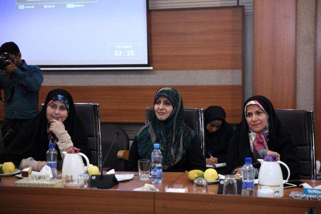 پیام تبریک بانوان کمیسیون فرهنگی برای کسب مقام نایب قهرمانی توسط «کیمیا علیزاده»