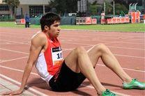 تفتیان در ماده ۲۰۰ متر المپیکی نشد